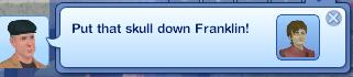 FranklinSkull