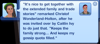 CaitlynChristofHangOut