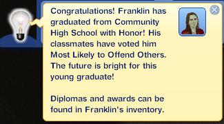 FranklinGraduate